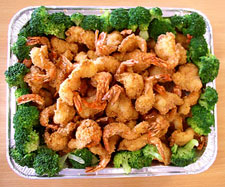 Island Fried Shrimp