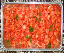 Lava Shrimp