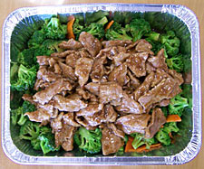 Hawaiian Food - Beef Broccoli