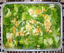 Houston Island Caesar Salad, Island Salad