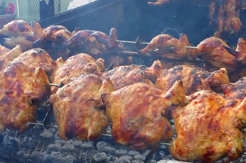 Huli Huli (Rotisserie) Chicken